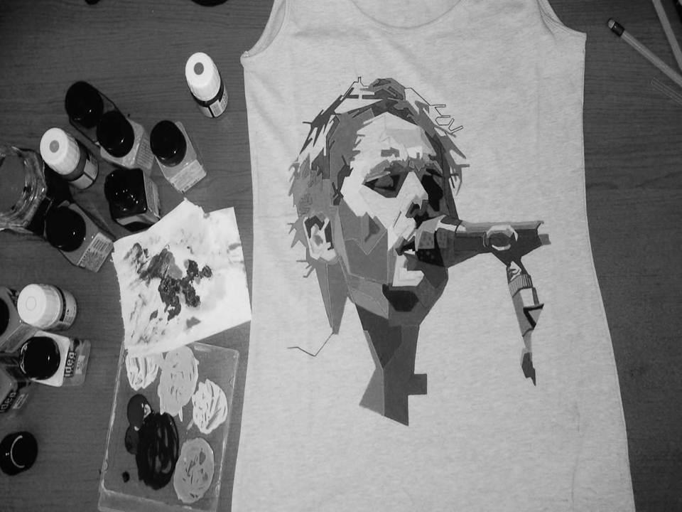 Tişört Tasarımı